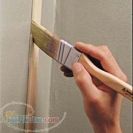 خانه ی خود را با ما رنگ کنید(نقاشی متفاوت با ان چه