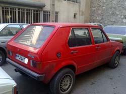 فروش گلف نسل یک مدل 1978