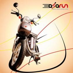 دوچرخه برقی اساران  - اصفهان