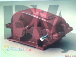 ارائه انواع گیربکس های صنعتی دنده فولادی