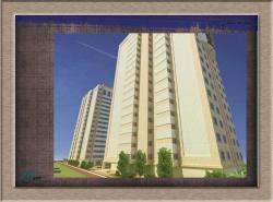 فروش امتیاز یک واحد مسکونی دربرج 24طبقه  - تهران