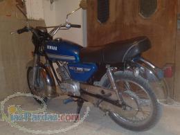 موتور یاماها 125 RS