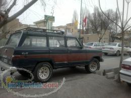 فروش جیپ اهو 68