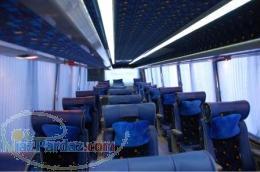 اتوبوس دربستی شرکت ماهان سفر ایرانیان