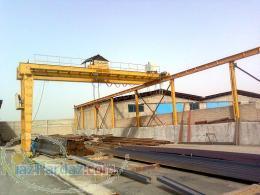 ساخت نصب نوسازی تعمیر و نگهداری انواع جرثقیل