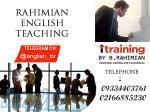 تدریس خصوصی مکالمه انگلیسی رحیمیان
