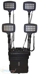 سیستم نور محیطی NightSearcher QUATTRO