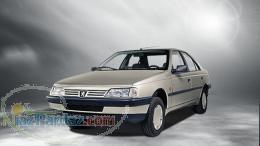 فروش پژو 405 مدل 83 کاملاً تمیز و خانگی