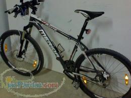 دوچرخه کوهستان مریدا کارکرده
