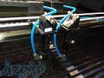 فروش ویژه دستگاه لیزر دو هد مخصوص سری کاری