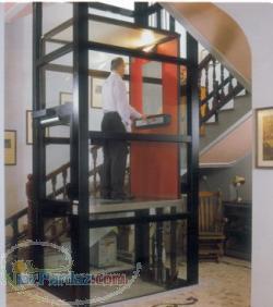 آسانسور خانگی-home lift