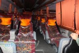 بلیط اتوبوس تهران شیراز (اتوبوس vip )