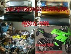 فروش انواع اگزوز و لوازم و لباس موتور