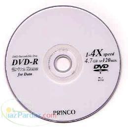 خرید و فروش دی وی دی princo