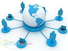 انجام کلیه خدمات شبکه در شرکت شبکه هوشمند