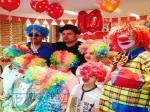 عمو موسیقی برگزاری تولد کودک نمایش عروسکی