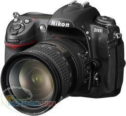 فروش دوربين دي 300 نيكون با لنز 18-200
