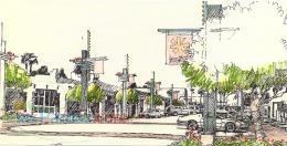 تدریس اسکیس شهرسازی در کرمان