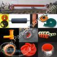 تولید کننده پلی یورتان - لاستیک - سیلیکون