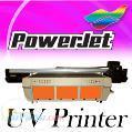 دستگاه چاپ بر روی سطوح تخت UV-