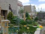 طراحی واجرای محوطه وفضای سبز در مشهد