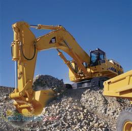 تهیه و تامین ماشین الات راهسازی و معدنی و