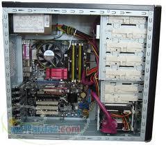 فروش قطعات کامپیوتری و مونتاژ