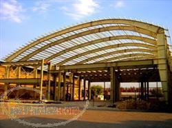 پوشش شیروانی سقف سوله کارخانجات(گسترسوله)