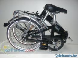 فروش دوچرخه مسافرتی تاشو Montego اصل ساخت هلند