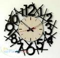 ساعت دیواری چوبی - فروش عمده