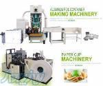 خرید و فروش انواع دستگاه های دست دوم و کارکرده تولید ظروف یک بار مصرف کاغذی و آلومینیومی