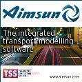 نرم افزار شبیه ساز ترافیکی Aimsun 6 0 5