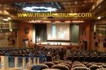 خدمات موزیک دی جی نورپردازی و سیستم صدا مجالس همایش سمینار