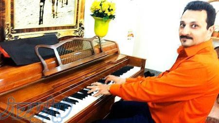 نوازنده پیانو، محضرعقد، دفتر ازدواج، هتل،رستوران،مجالس،مراسم، تشریفات