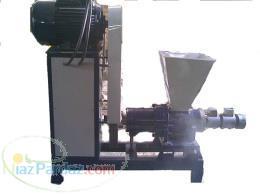دستگاه زغال زن یا اکسترود