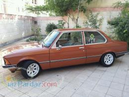 BMW320 كوپه 1977كلاسيك كمياب ديدني و كلكسيوني