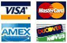 فروش ویژه کارت اعتباری ویزا و مسترکارت و پرداختهای اینترنتی