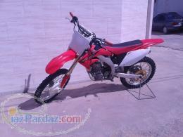 موتور کراس crf 450