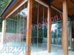 گروه نوین بالکن البرزمجری بالکن شیشه ای تاشو (شیشه بالکن ریلی)