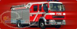 فروش و تعمیر انواع ماشینهای آتش نشانی
