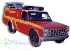 تولید و ساخت ماشین آتش نشانی