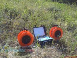 انجام مطالعات ژوفیزیک و زمین شناسی اکتشاف معادن