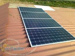 طراحی محاسبه ونصب ژنراتورهای خورشیدی منفصل از شبکه