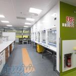 تجهیز کامل آزمایشگاه کنترل کیفیت ومیکروبیولوژی وداروسازی