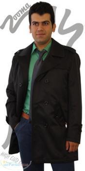 پالتو مردانه مدل دنیل