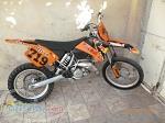 فروش موتور کراس KTM 125