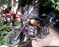 موتور سیکلت طرح هارلی دیویدسون