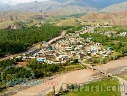 منطقه ی خوش آب و هوای الموت قزوین