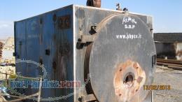 بازار خرید وفروش دیگ بخار ودیگ روغن داغ(پارس بویلر البرز-قزوین)