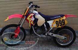 فروش یک دستگاه موتورسیکلت کراس Honda CR125